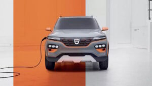 Dacia Spring Eletric