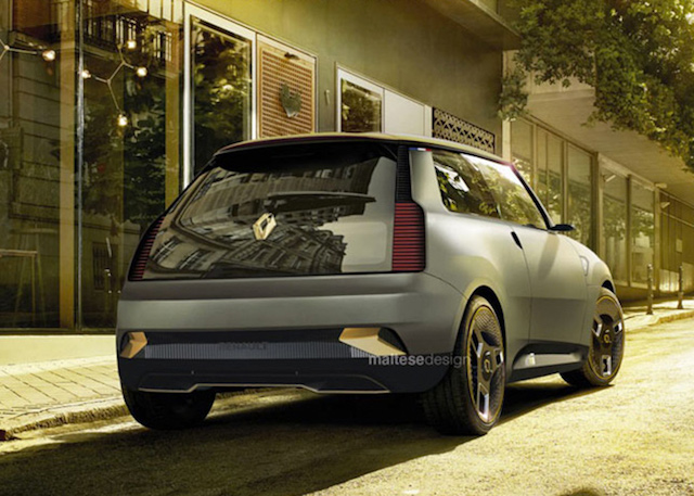 Renault Le 5 Concept