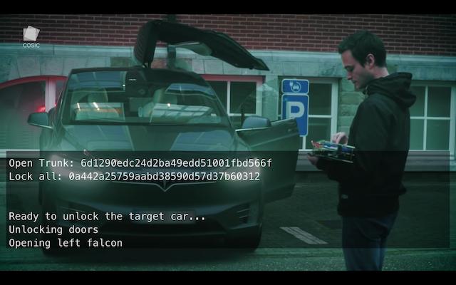 Como roubar um Tesla Model X em 90 segundos?