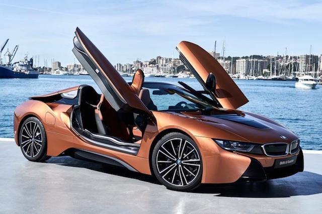 É o fim para BMW i8 que deixa de ser produzido
