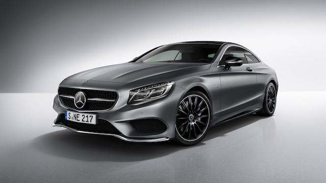 Mercedes-Benz Classe S Coupé e o Classe S Cabrio